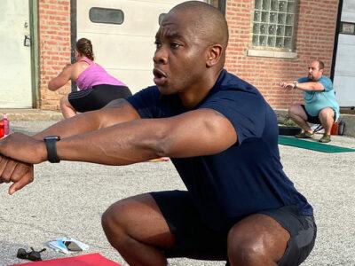 Group Fitness Humboldt Park Chicago
